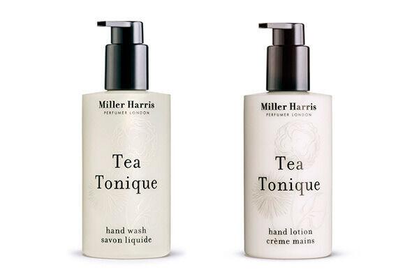 """英国発ミラー ハリスからハンドケアアイテム誕生、""""紅茶""""のような癒しの香りに包まれて"""