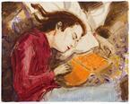 原美術館でエリザベス・ペイトンが初個展、自ら厳選した約40作品から25年の画業を一望