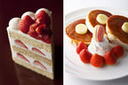 """ホテルニューオータニの""""スーパーショートケーキ""""など23種のいちごメニューが登場する「いちごフェア2017」"""