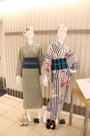 イセタンユカタセレクション2013(本館7階催物場)
