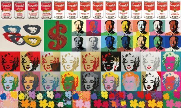 「アンディ・ウォーホルとSunday B. Morning」展(タブロイド・ギャラリー)