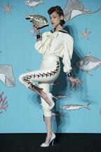 水原希子、オランピアルタンのショーでパリコレデビュー