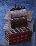 すでに売り切れアイテムも!伊勢丹新宿店のクリスマスケーキはグリム童話の世界