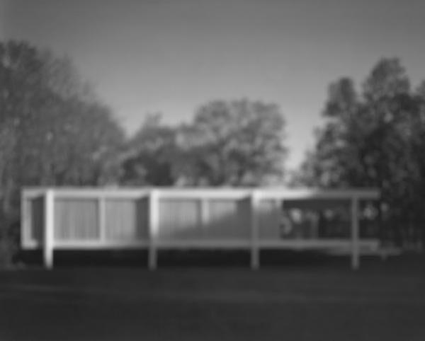 杉本博司の代表的シリーズ「Architecture(建築)」