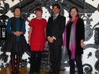 モード・イン・フランスとコレクション・フランセーズが合同プレス発表。川島蓉子、モレシャン講演