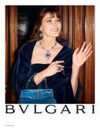 ブルガリの新作はカーラ・ブルーニ・サルコジがDIVA、テリー・リチャードソンが撮影