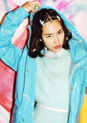 Kiko Mizuhara for OPENING CEREMONYビジュアル