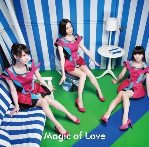 「Magic of Love」ジャケット