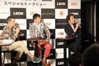 ジローラモ×武田修宏×槙野智章×LEON編集長が伊勢丹メンズでファッション談義