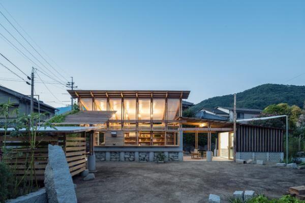 香川県小豆島町・Umaki Camp(馬木キャンプ)