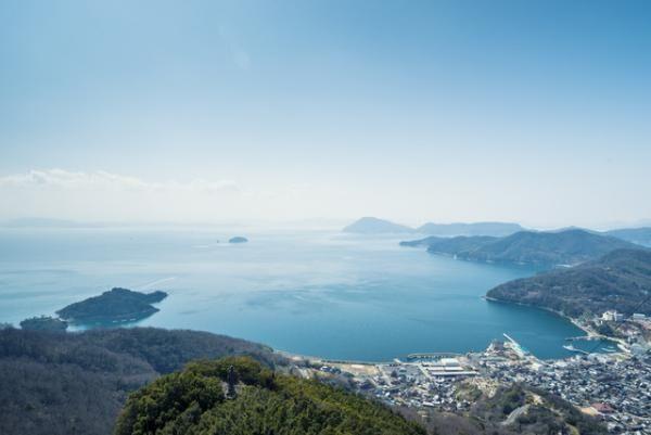 小豆島は瀬戸内海国際芸術祭2013よりアートプロジェクトをスタート