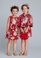 ドルチェ&ガッバーナのファッション性を子供服に。新宿伊勢丹でポップアップストア