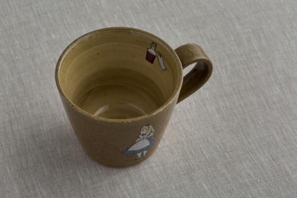 マグカップ/ アリス1,800円