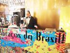 新宿伊勢丹でブラジルナイト開催。ダンスにフード、ライブとブラジル一色!