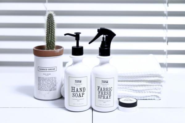 コーエン(coen)」は、オリジナルの香り「カリフォルニア ホライズン」のアイテム発売