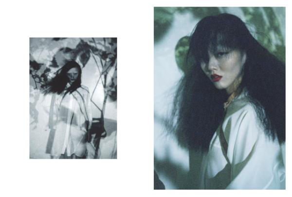 『MOTHER』3号花代が撮り下ろした福島リラのファッションストーリー