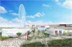 大阪エキスポランド跡、水族館や観覧車、シネコンそろう大型複合施設に