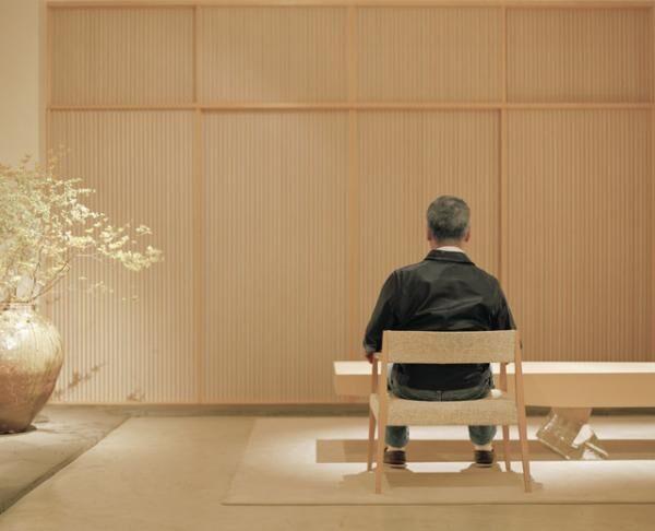 ベネディクト・パーテンハイマー 「方向転換/杉本博司、2012 年東京」 2012 年