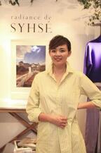 "SHIHOが提案する""輝き""の日常着が初ショップオープン、トークライブ開催"