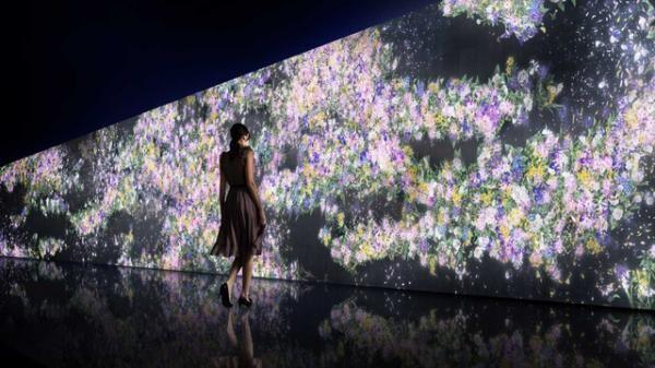 「Infinity of Flowers」展