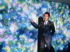 """チームラボ猪子寿之が語る新作「Infinity of Flowers」。花々は""""共生の象徴"""""""