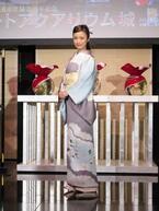 京都・二条城で「アートアクアリウム城」開催。巨大金魚鉢や京友禅、工芸品の華やかなる競演
