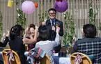 丸山敬太が1日伊勢丹店長に。ブランド20周年記念ランチパーティー開催
