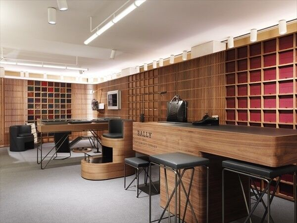 バリー、数十年ぶり旗艦店をロンドンにオープン