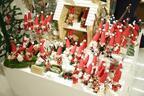 新宿伊勢丹にクリスマスステーション登場。リサ・ラーソン、北欧雑貨・食器のアラビアも展開