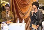 ジュンオカモト、伊勢丹でドレキャン、プランティカの生地でオーダー実施。坂本美雨と朗読会も