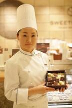 パレスホテル東京ショコラティエールに聞く、クリスマス一押しのショコラは?【小林美貴/生き方後編】