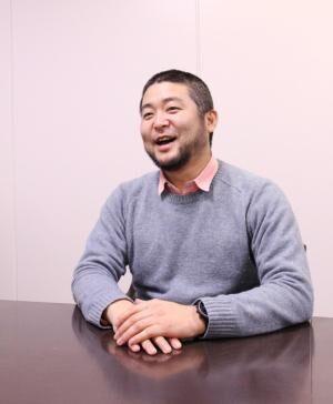 ミュージアムエデュケーターの会田大也さん
