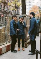 エンジニアドガーメンツが一風堂の制服デザイン、NYで購入可能