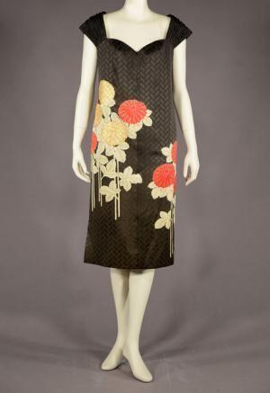 「衣装にできること」より、藤本ハルミ「カクテル・ドレス」 1994年頃 個人蔵