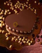 ピエール・エルメのバレンタインに限定ショコラが勢ぞろい、新作ショコラケーキも登場