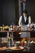 シャンパン、ルイ・ロデレールなど飲み放題。グランドハイアット東京の新フレンチビュッフェ
