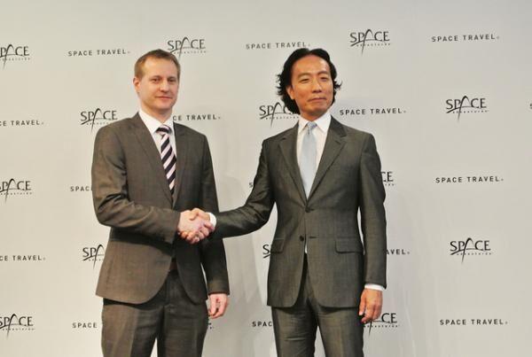 クリエーティブディレクター高松聡、日本人初の民間人ISS搭乗宇宙飛行士へ