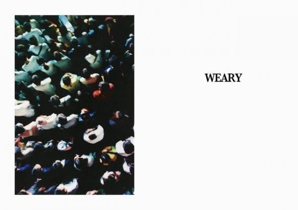 theSakaki、アンリアレイジとインディーアーティスト撮ったZINE『WEARY』発売