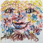 大宮エリーが画家としてのキャリア集大成となる絵画展開催中