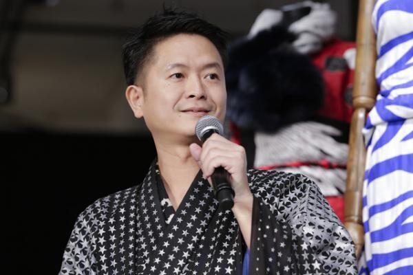 「YOSHIKIMONO~魅惑のドレスキモノ~」スコープココの加納圭悟氏