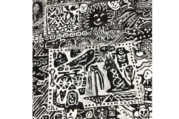 """大河原健太郎の個展「OKAWARA KENTARO EXHIBITION """"LITTLE HOMIE""""」が開催"""