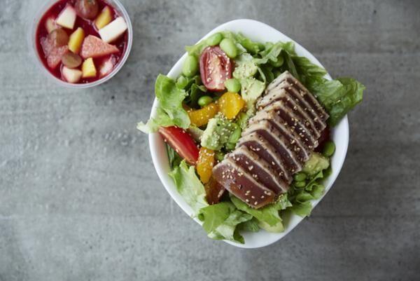 サラダストップ!が六本木に国内第2号店をオープン
