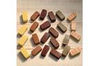 フレデリック・カッセルのバレンタイン、人気の「ミルフイユ」が一粒のショコラとなって登場