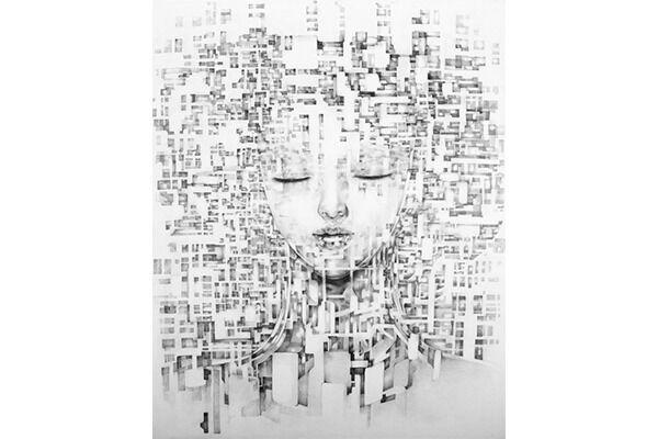 目に見えない存在を描くアーティストKYOTAROが7年振りの大型個展を渋谷で開催