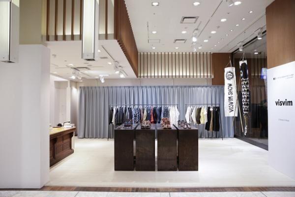 伊勢丹新宿店メンズ館でビズビム初のランウェイショー体験とともに、2017年春夏コレクションのキーアイテムを発売