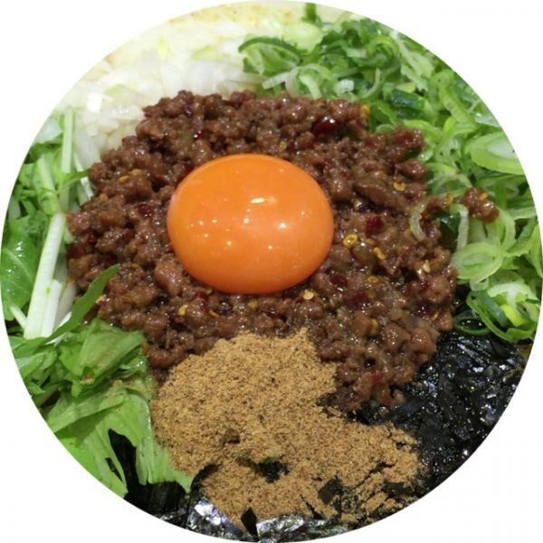 日式台湾乾麺