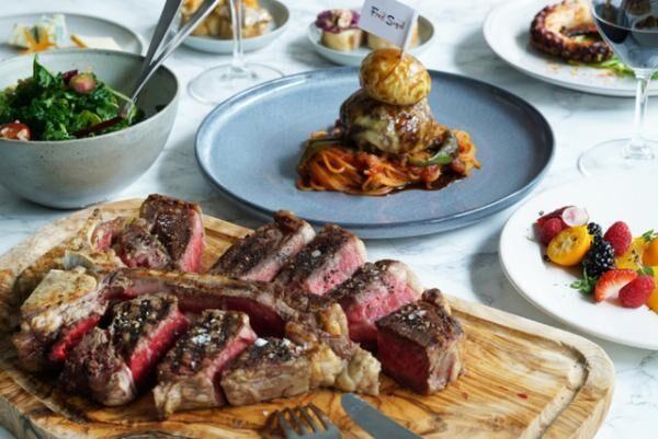 関西初にして西日本最大級のカリフォルニアワインと肉料理を楽しめるレストラン「THE CELLAR AT FRED SEGAL」がオープン