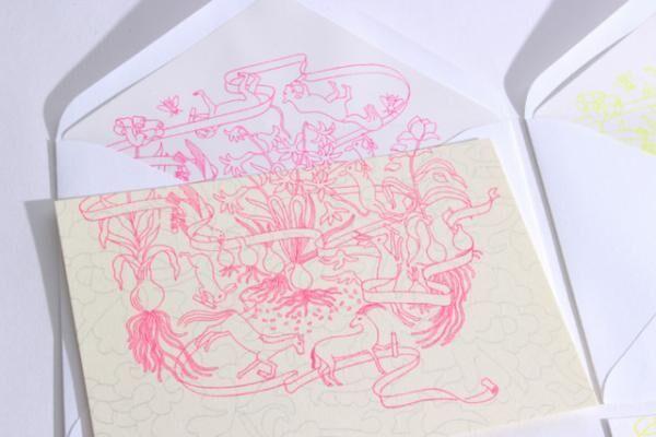 パス ザ バトンが羽車とのコラボレートによる展示販売会「人と人をつなぐ紙」を開催