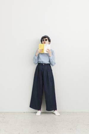 リー、レッドカード × 菊池亜希子のデニム四姉妹。三越伊勢丹各店舗でイベント開催