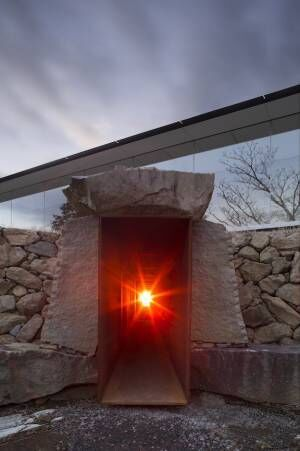 """杉本博司の集大成「江之浦測候所」がついにオープン、""""世界や宇宙と自分との距離を測る場所"""""""